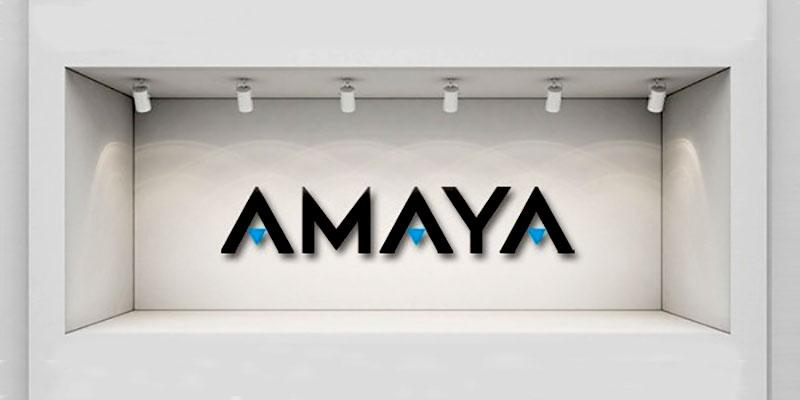 Amaya Logo Software